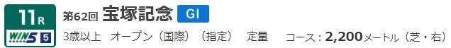 G1 宝塚記念